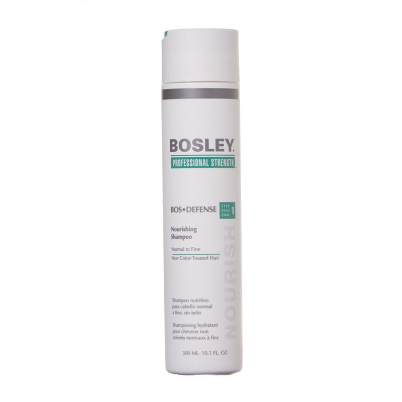 Nourishing Shampoo 1 defend bosley